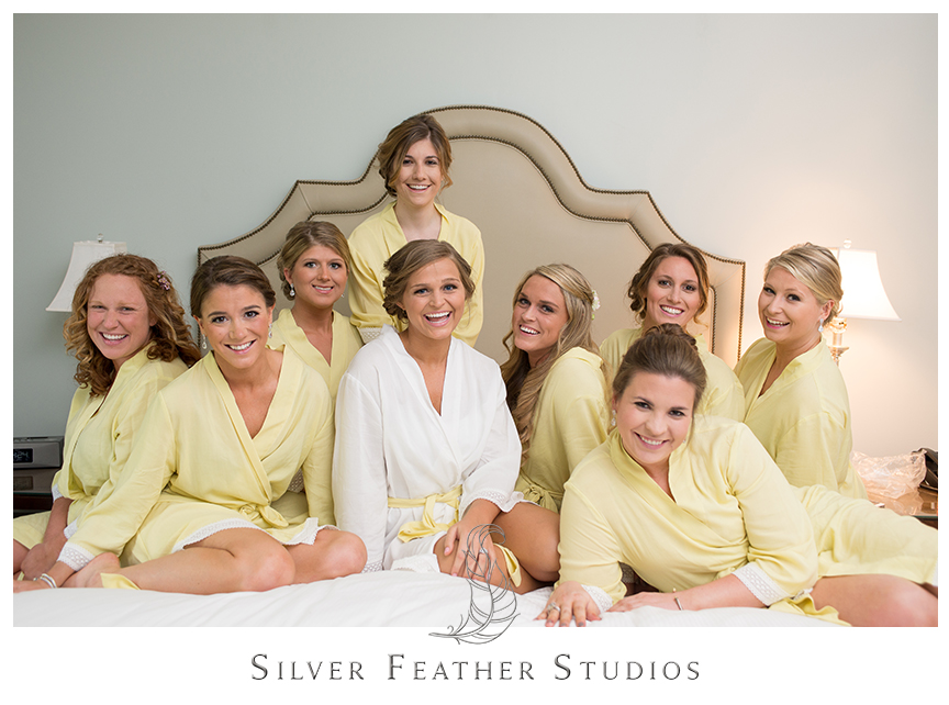 © Silver Feather Studios, Chapel Hill Village Wedding Photography and Videography