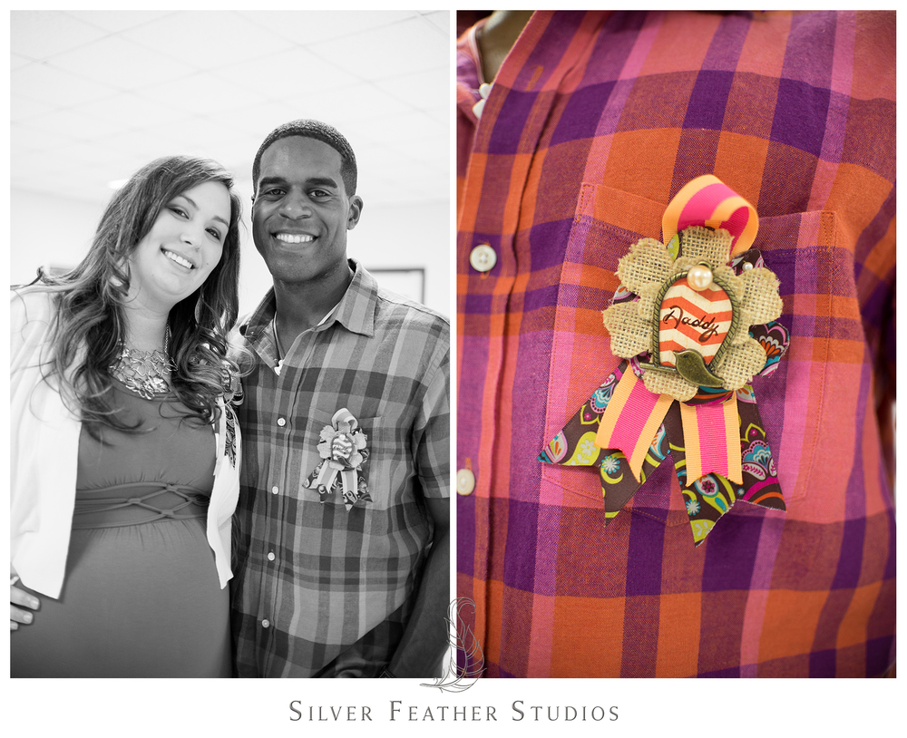 Birdcage inspired baby shower for Sarah and Scott at Lake Mackintosh.