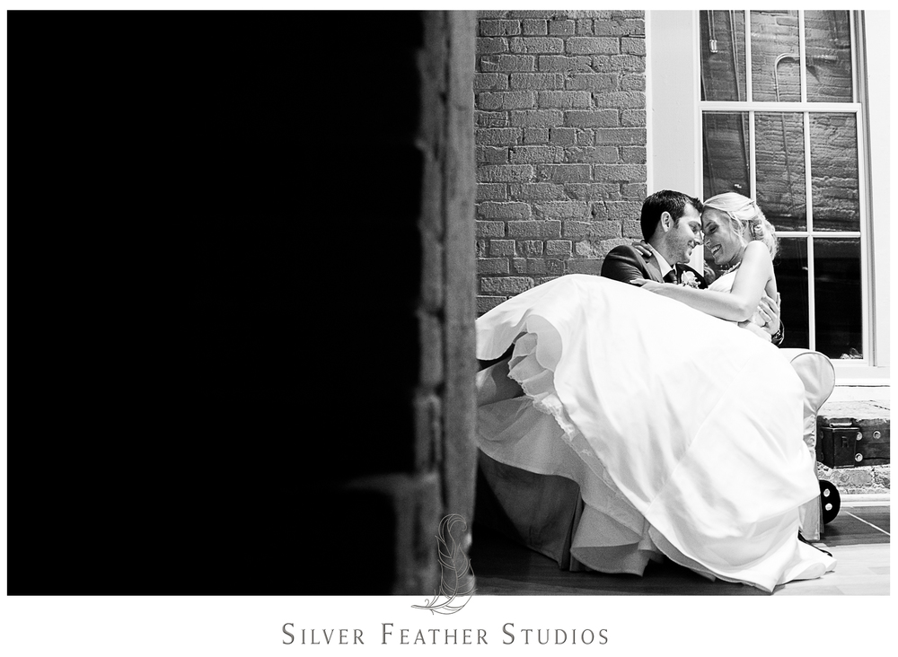 cotton room wedding photographer, ariana and brian watts of silver feather studios.