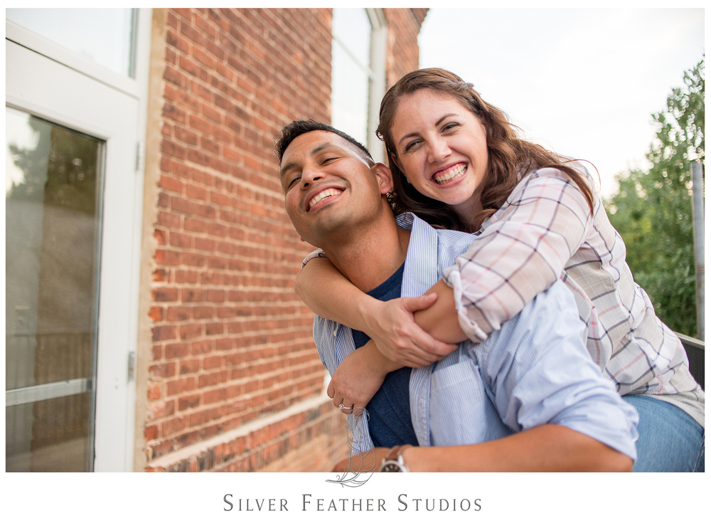 durham nc wedding photography by silver feather studios.