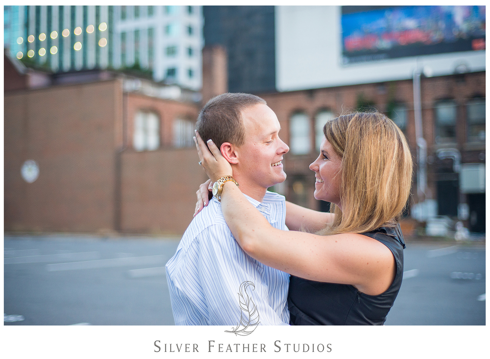 Burlington, North Carolina wedding photography and cinematography company, Silver Feather Studios.