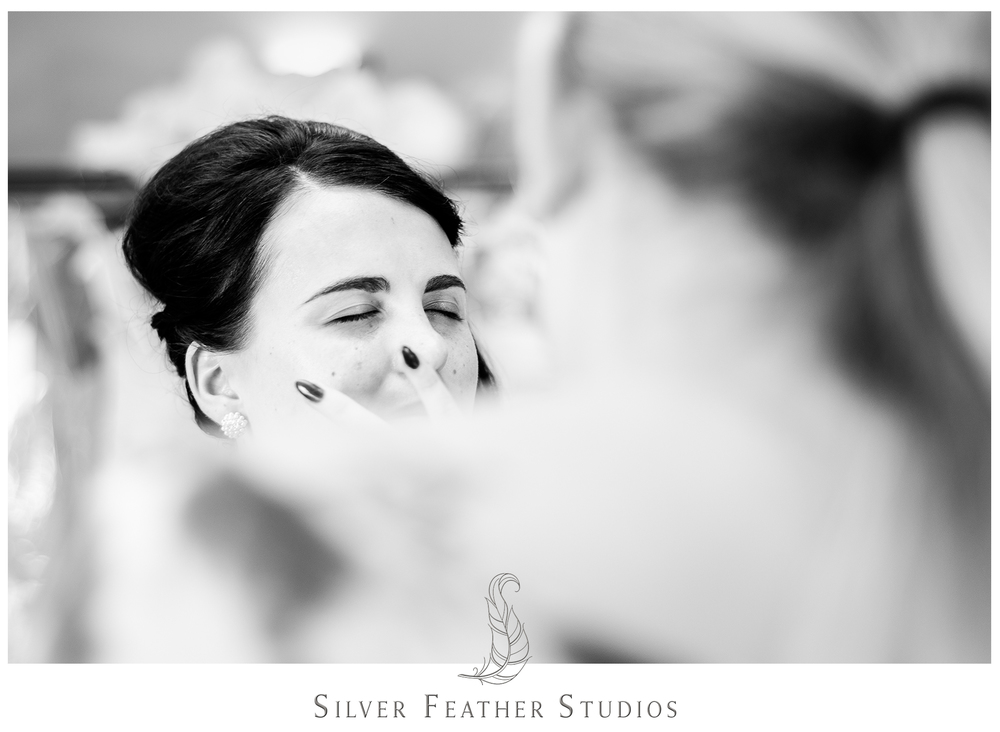 bakery 105 wedding by wilmington north carolina wedding photographer, silver feather studios