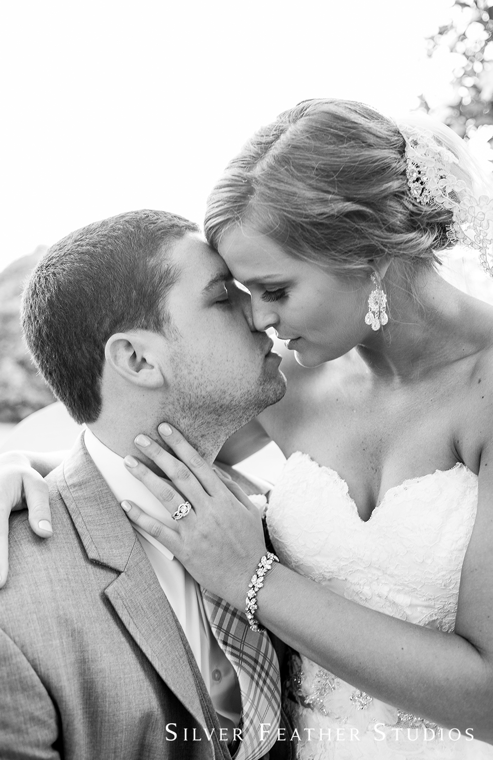 Jenna & Leo's Fearrington Village Wedding by chapel hill wedding photographer.