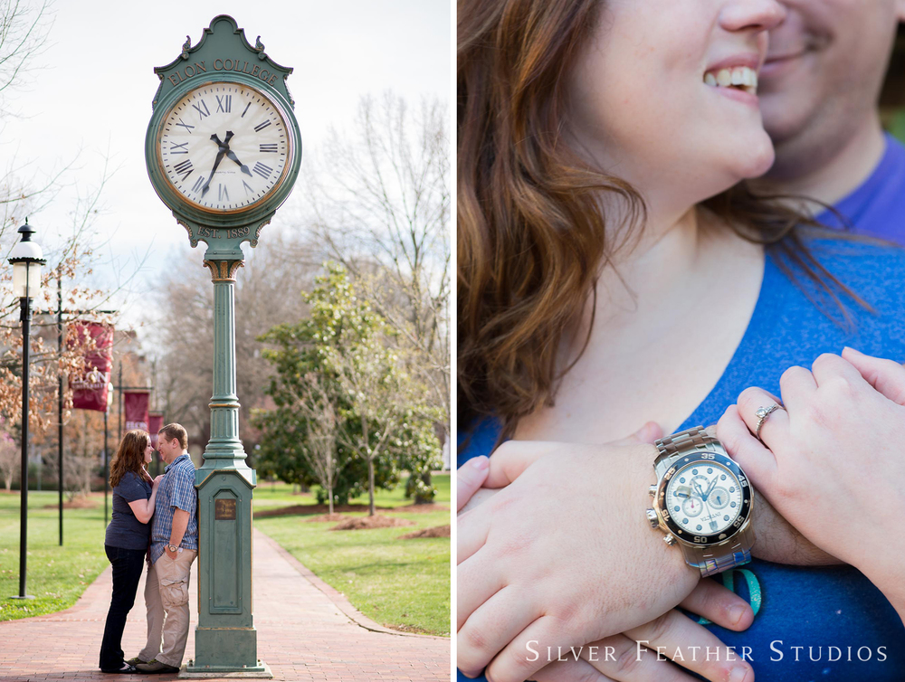Burlington, NC Wedding Photography by Silver Feather Studios