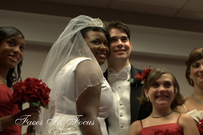 Greensboro Bride and Groom