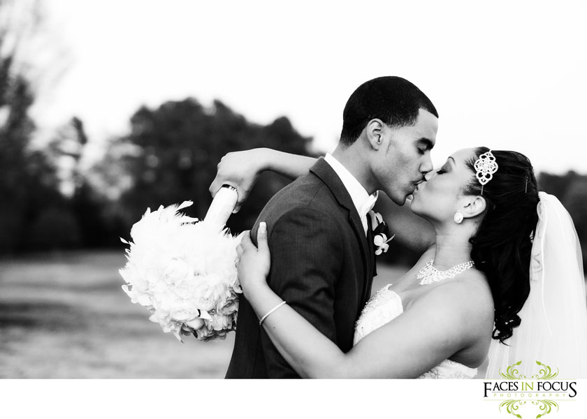 Durham, NC wedding photography by Silver Feather Studios.