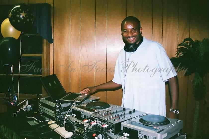 The Deejay - Burlington NC Wedding Photographer