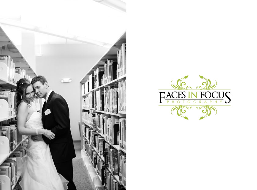 Photos at Graham Public Library by Graham Wedding Photographer