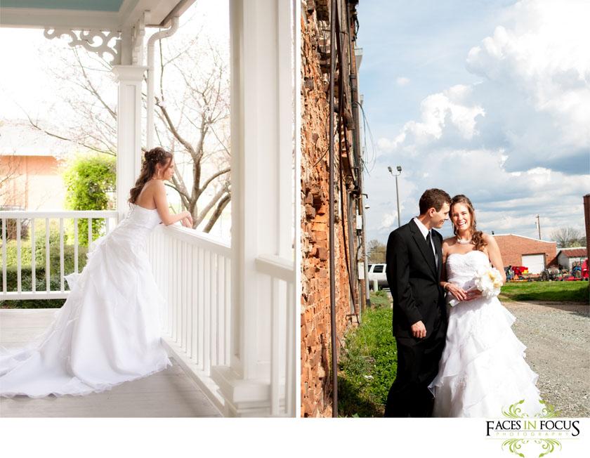 Graham, North Carolina Wedding Photography