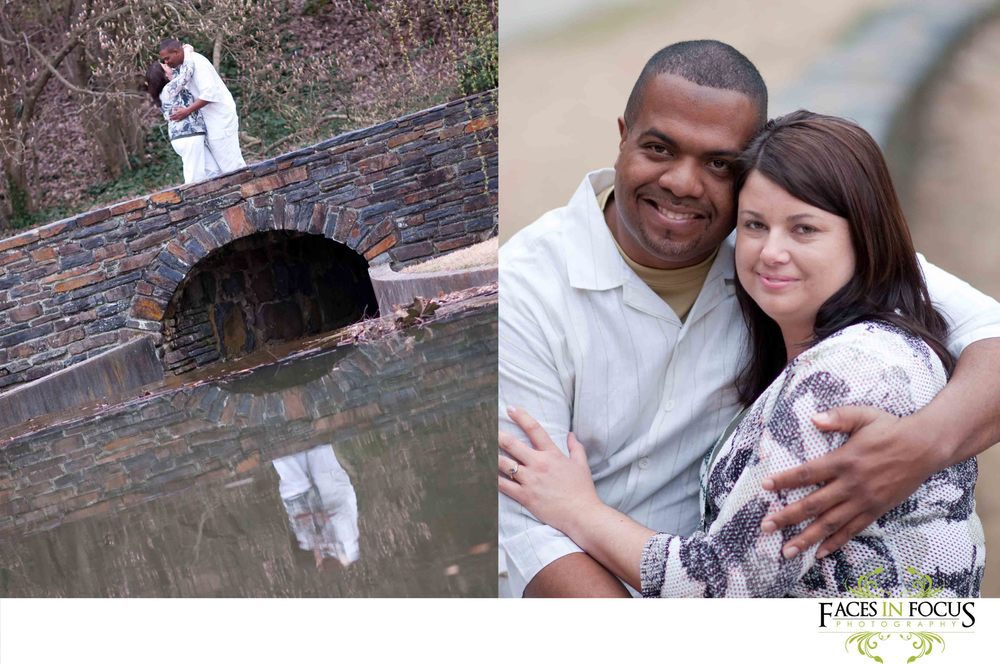 Engagement session in Durham, North Carolina