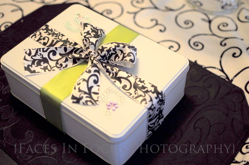 Final Product packaged by Burlington NC Wedding Photographer