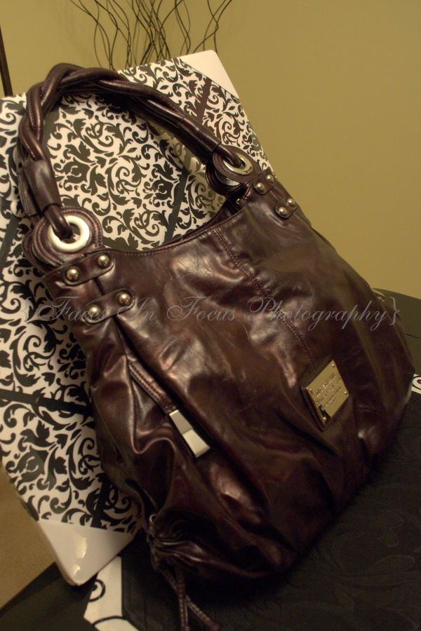 Purse photos taken by Burlington Photographer