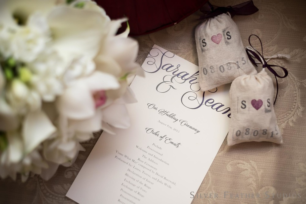beautiful ivory and soft pink orchid bouquet by the flowers on broad street.highgrove wedding photography by silver feather studios