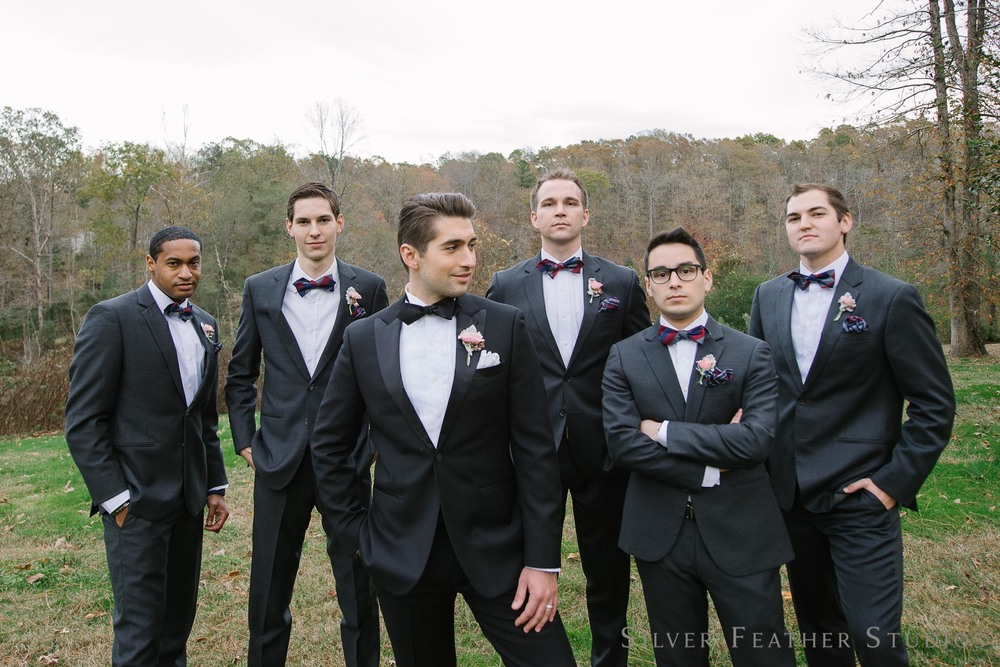 Wedding at the Highgrove | Silver Feather Studios | Burlington NC Wedding Photography