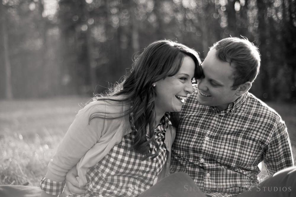 Guilford Courthouse National Park Engagement | Silver Feather Studios | Burlington, NC Wedding Photographer