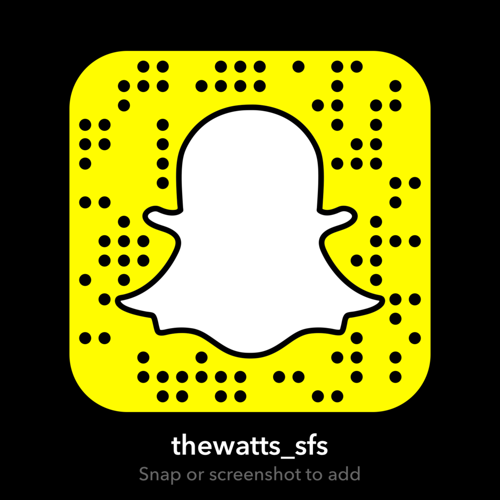Snapchat profile for Ariana Watts of Silver Feather Studios, Burlington, NC Wedding Photographer.
