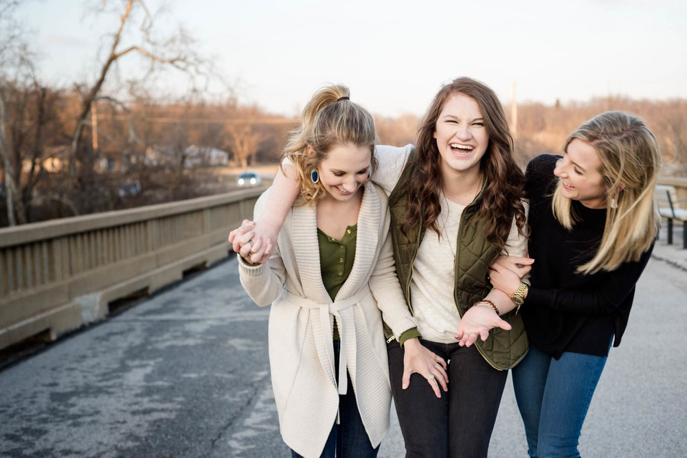 business besties and friendship. Image by Silver Feather Studios, brand and lifestyle photographer in graham, nc.