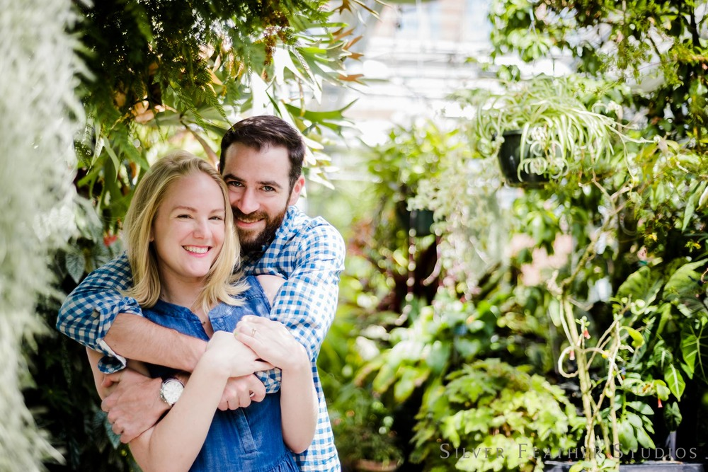 duke university engagement session | silver feather studios