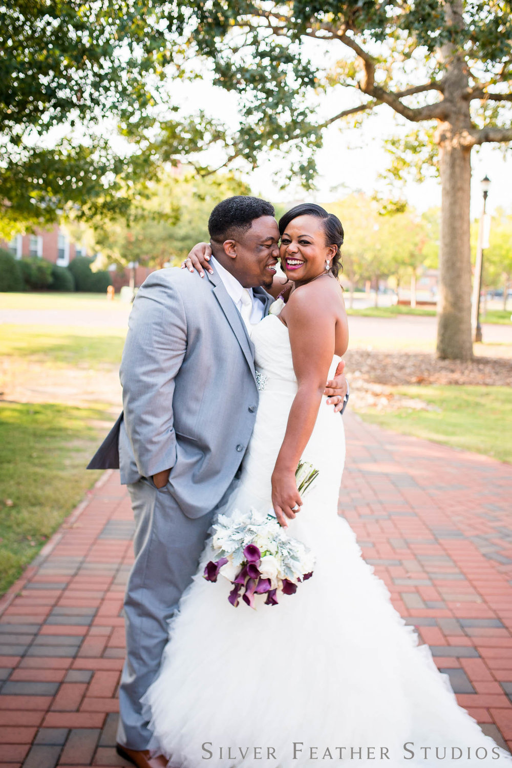 brittany and thomas' wedding at Regency Banquet Hall by Dunn Wedding Photographer, Silver Feather Studios