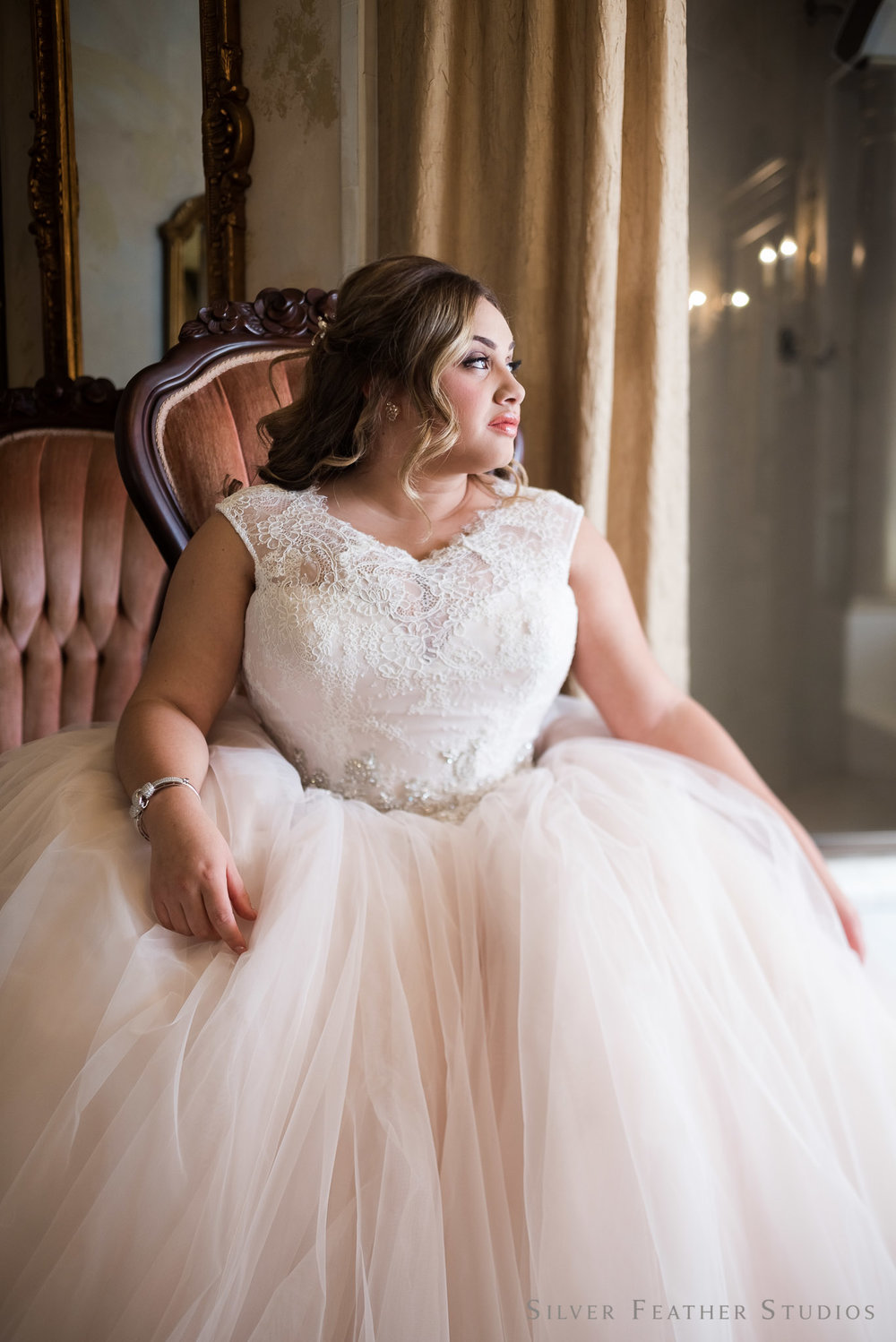 fairytale Barclay Villa wedding in Angier, NC. © Silver Feather Studios, raleigh wedding photographer