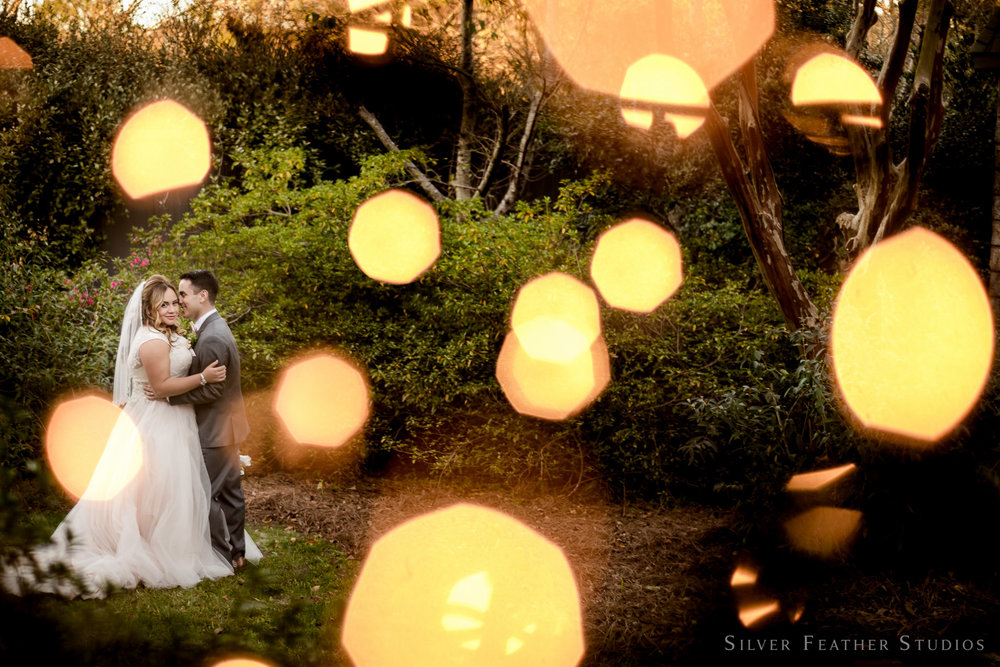 Silver Feather Studios photographs a fairytale wedding at Barclay Villa.