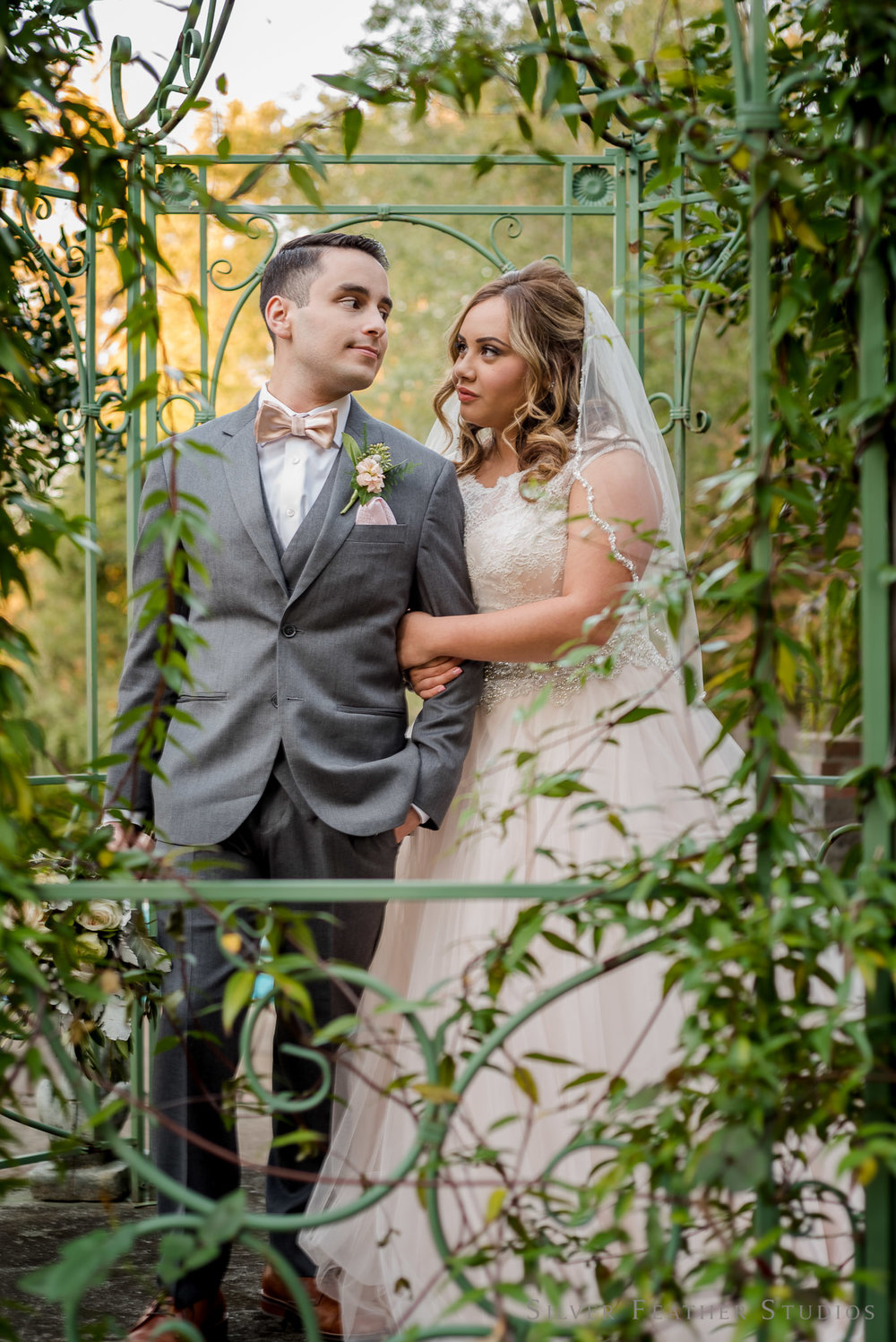 Fairytale Barclay Villa Wedding by Silver Feather Studios, Raleigh Wedding Photographer