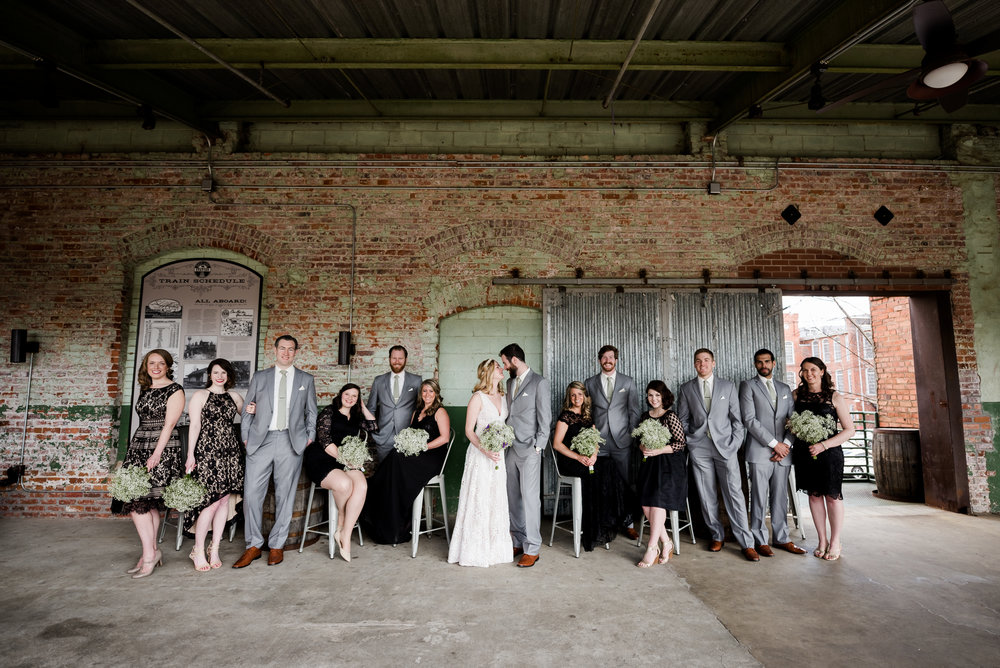 Durham Wedding Photography at the Cotton Room by Ariana Watts