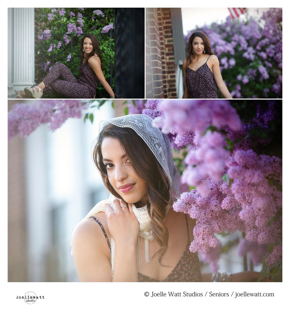 Joelle Watt Studios Senior Photography 2016