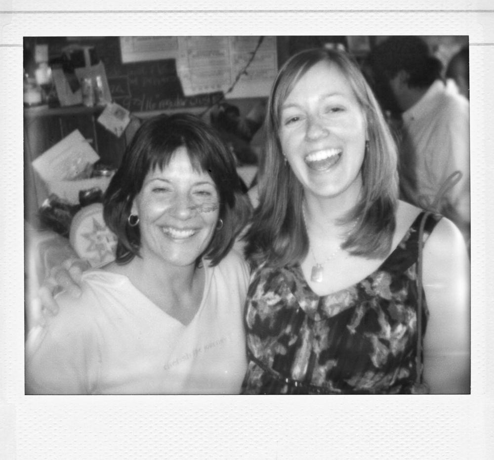 Loretta & Yvonne