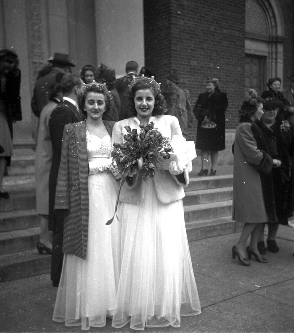 A December Wedding