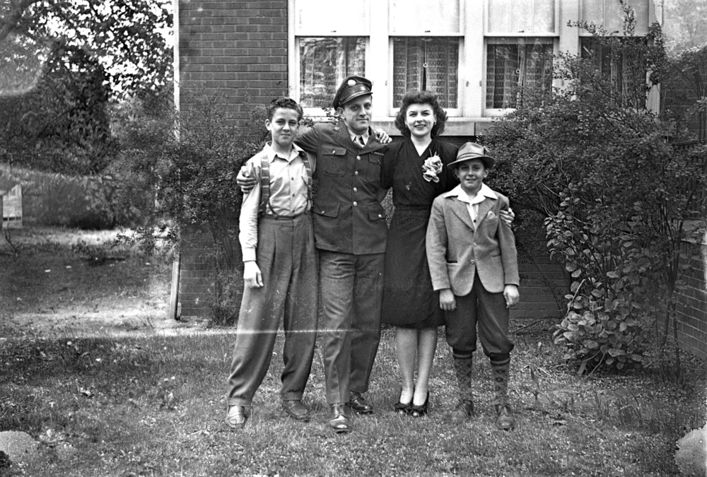 Wartime Family