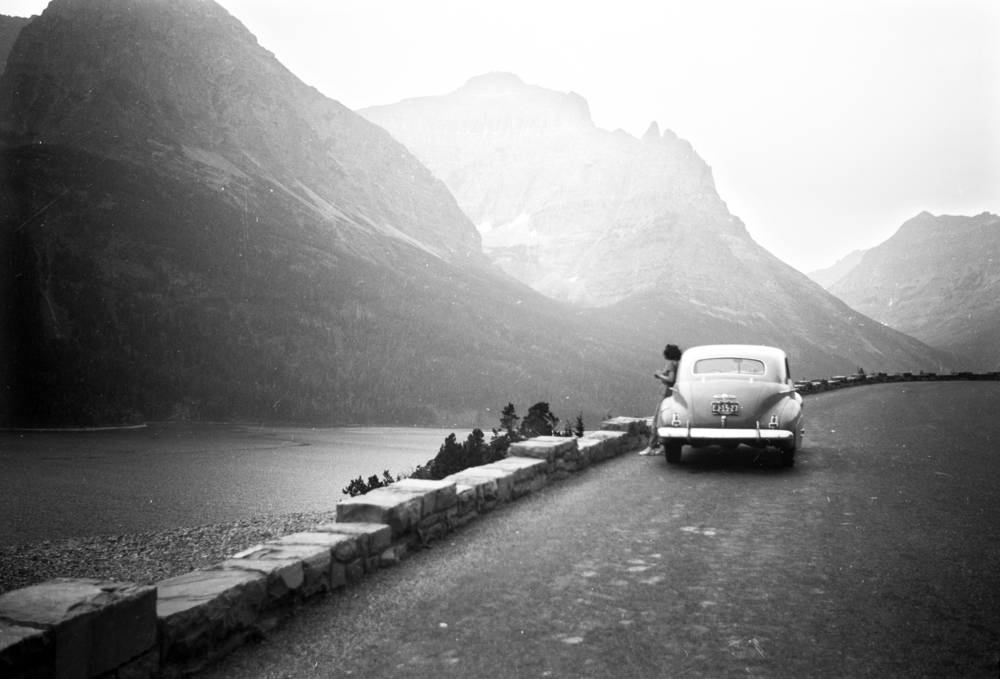 Glacier National Park, 1946