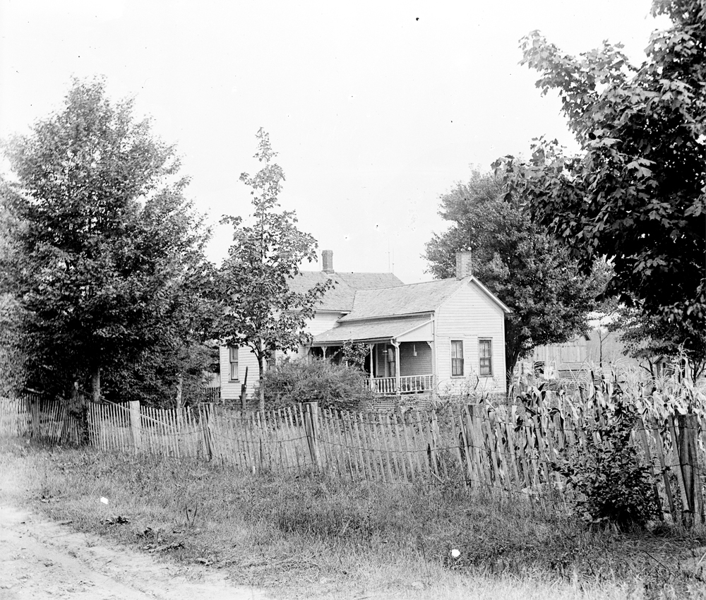 Down on the Farm, circa 1915