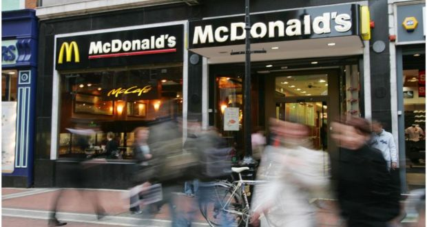 McDonald's Grafton Street