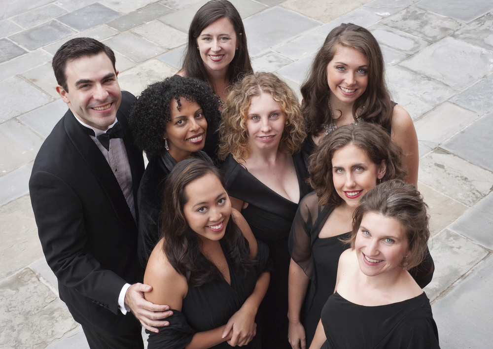 Etherea Vocal Ensemble - Photo by Matthew Fried