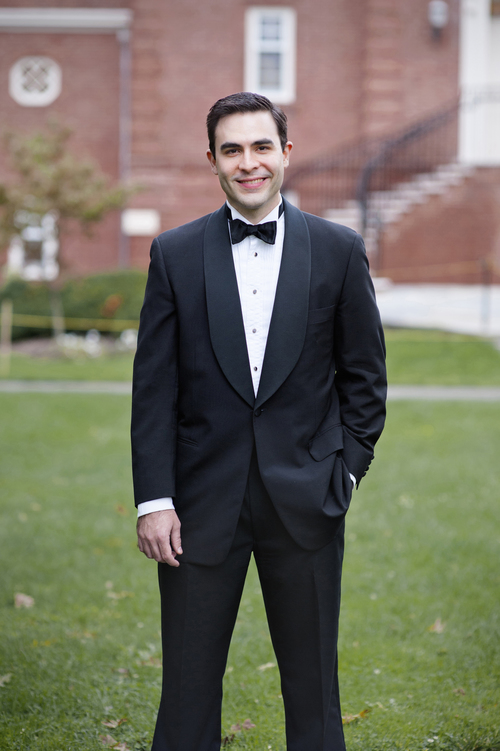 Derek Greten-Harrison, Artistic Director