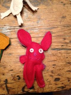 Katie's bunny