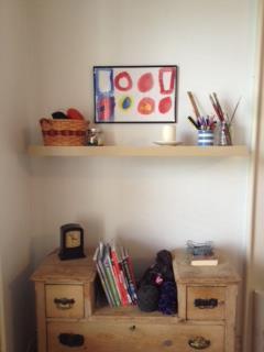 Less clutter!