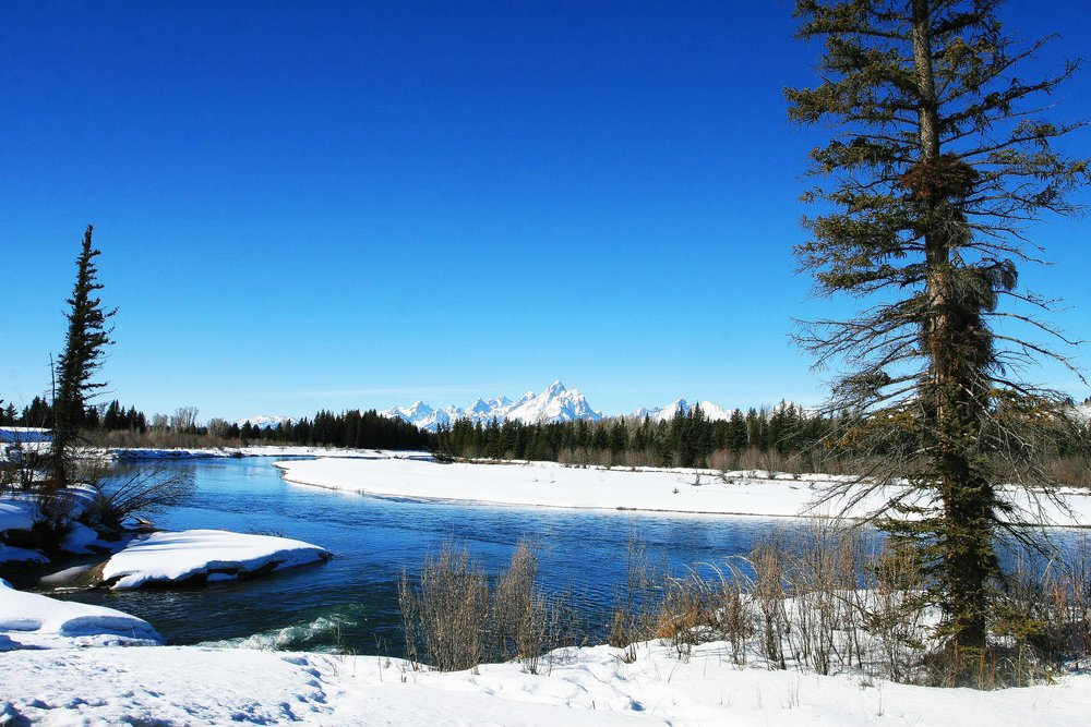 Grand Tetons, Wyoming