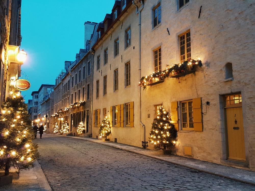 Rue Saint-Pierre, Lower Town