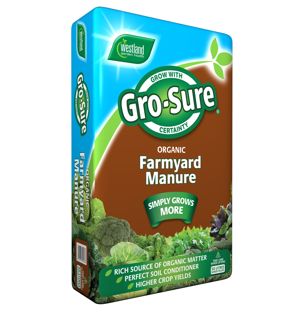 Westland 50L Farmyard Manure  £4.90  or               3 for £12