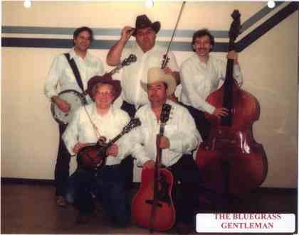 1987 - The Bluegrass Gentlemen