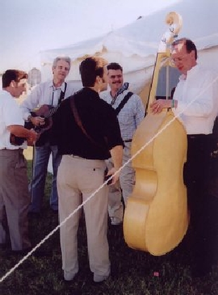1997 - The Del McCoury Band with Keith Burgess