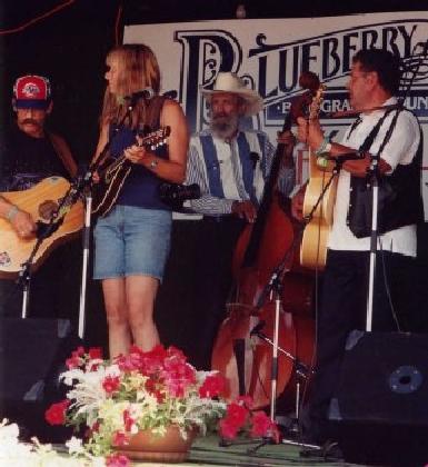 1998 - Windi Hanson & Papa Joe