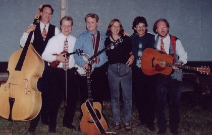 1998 - Jerusalem Ridge with Windi Hanson & Dave Wright
