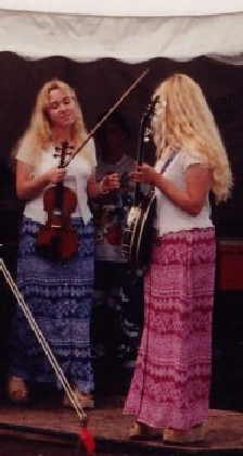 1998 - The Shankman Twins