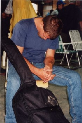 1998 - One tired bluegrass warrior