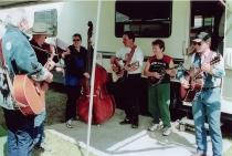 2002 - Campsite jamming