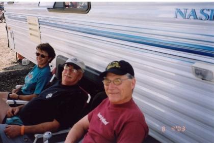 2003 - Vivianne, Blaine & George