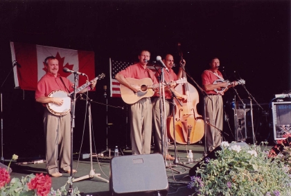 2003 - The Bluegrass Diamonds